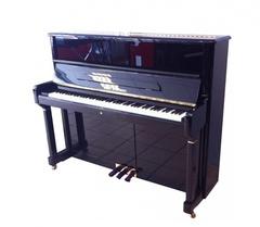 W.Steinberg 190047-1MK Performance P125E Пианино акустическое, черное, латунная фурнитура