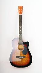 Homage LF-3800CT-SB Фольковая гитара с вырезом
