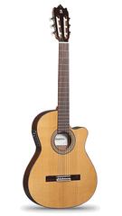 Alhambra 6.856 Cutaway 3 C CT Классическая гитара со звукоснимателем, с вырезом