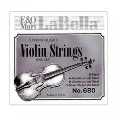 La Bella 680 Комплект струн для скрипки