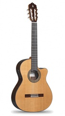 Alhambra 6.858 5P CW E2 Классическая гитара, со звукоснимателем