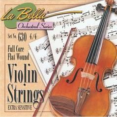 La Bella 630-4/4 Комплект струн для скрипки