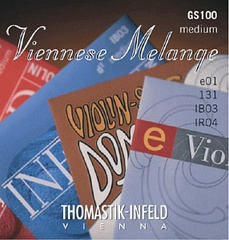 Thomastik GS100 Viennese Melange Комплект струн для скрипки размером 4/4