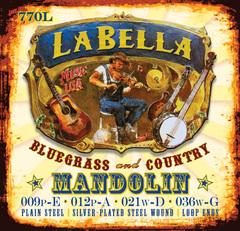 La Bella 770L-LE Комплект струн для мандолины