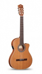 Alhambra 8.010 Z-Nature CT EZ Классическая гитара, со звукоснимателем
