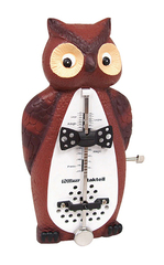 Wittner 839031 Taktell Owl Метроном механический, без звонка, сова