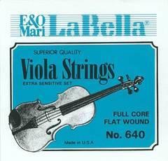 La Bella 640 Комплект струн для альта