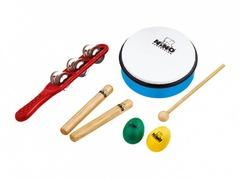 Nino Percussion NINOSET3 Набор перкуссии, 5 предметов