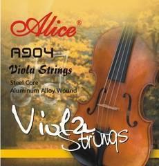Alice A904 Комплект струн для альта 4/4