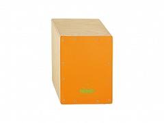 """Nino Percussion NINO950OR Кахон, высота 13"""", оранжевый"""