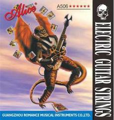 Alice A506L Комплект струн для электрогитары, никель