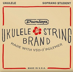 Dunlop DUQ201 Student Комплект струн для укулеле сопрано