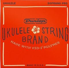 Dunlop DUQ301 Pro Комплект струн для укулеле сопрано