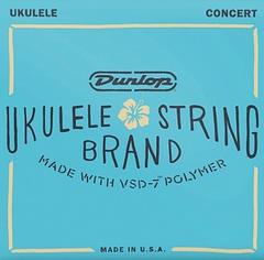 Dunlop DUQ302 Комплект струн для концертного укулеле