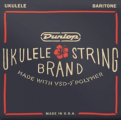 Dunlop DUQ304 Комплект струн для укулеле баритон