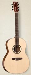 Simon&Patrick Woodland Pro Folk Spruce HG EQ Электроакустическая гитара