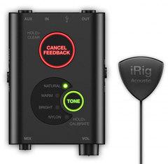 IK Multimedia iRig Acoustic Stage Гитарный интерфейс