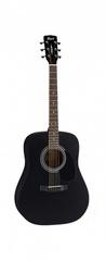 Cort AD810-BKS Standard Series Акустическая гитара, черная