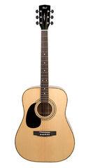 Cort AD880-LH-NS Standard Series Акустическая гитара, леворукая