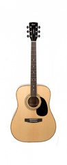 Cort AD880-NS Standard Series Акустическая гитара, цвет натуральный матовый