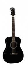 Cort AF510-BKS Standard Series Акустическая гитара, черная