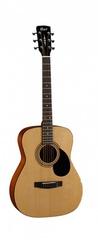 Cort AF510-OP Standard Series Акустическая гитара, цвет натуральный