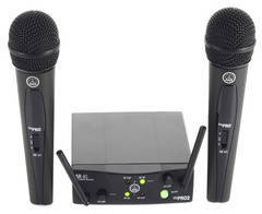 AKG WMS40 Mini Dual Vocal Радиосистема