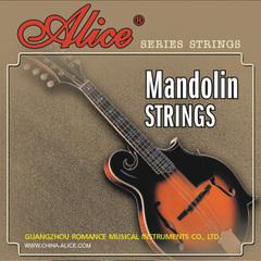 Alice AM04 Комплект струн для мандолины, латунь, 10-34