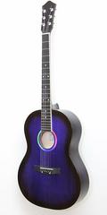 Амистар M-213-BL Акустическая гитара, синяя