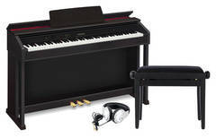 Casio AP-460BK PROFI SET Цифровое пианино + Банкетка + Наушники