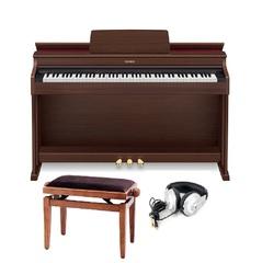 Casio AP-470BN PROFI SET Цифровое пианино + Банкетка + Наушники