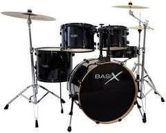 Basix Drum-Set Xenon XE 109-BK