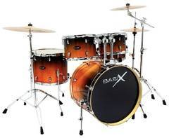 Basix Drum-Set Xenon XE 109-ABF