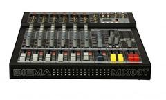 Biema MX-08T Микшерный пульт, 6 каналов