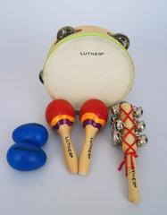 BW BLT-LT4A Набор перкуссии 4 предмета