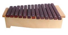 BW K13P Ксилофон сопрано диатонический с резонатором