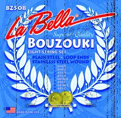 La Bella BZ508 Комплект струн для бузуки