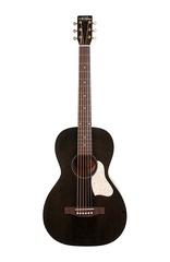 Art & Lutherie 045532 Roadhouse Faded Black Акустическая гитара, с чехлом