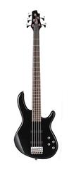 Cort Action-Bass-V-Plus-BK Action Series Бас-гитара 5-ти струнная, черная