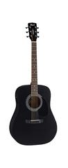 Cort AD810E-BKS Standard Series Электро-акустическая гитара, черная