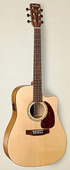 Simon&Patrick Woodland CW Spruce QIT Электроакустическая гитара