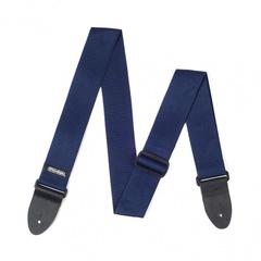 Dunlop D07-01NV Poly Ремень для гитары, полиэстер, синий
