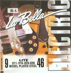 La Bella EL-L Комплект струн для электрогитары 009-046