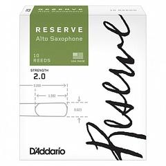 Rico DJR1020 Reserve Трости для саксофона альт