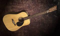 Doff D Акустическая 6-и струнная гитара Дредноут