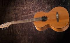 Doff F Акустическая 6-и струнная Фолк гитара