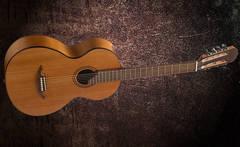 Doff RG Акустическая русская 7-и струнная гитара