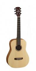 Cort EARTH-MINI-OP Earth Series Акустическая гитара 3/4