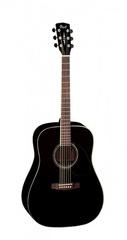 Cort EARTH100-BK Earth Series Акустическая гитара