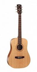 Cort Earth50-OP Earth Series Акустическая гитара 7/8